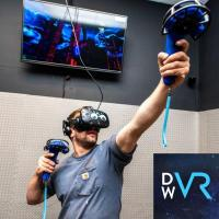 Digital Works Virtual Reality Arcade in Franklin Tennessee