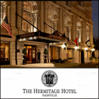 The Hermitage Hotel, Nashville's only 5 Star Hotel