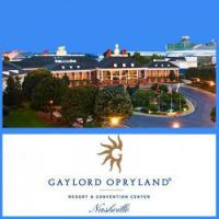 Gaylord Opryland Hotel, Nashville Tennessee