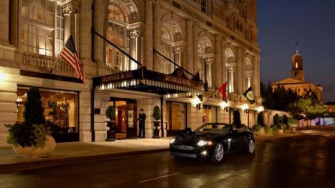Hermitage Hotel - Nashville Tennessee